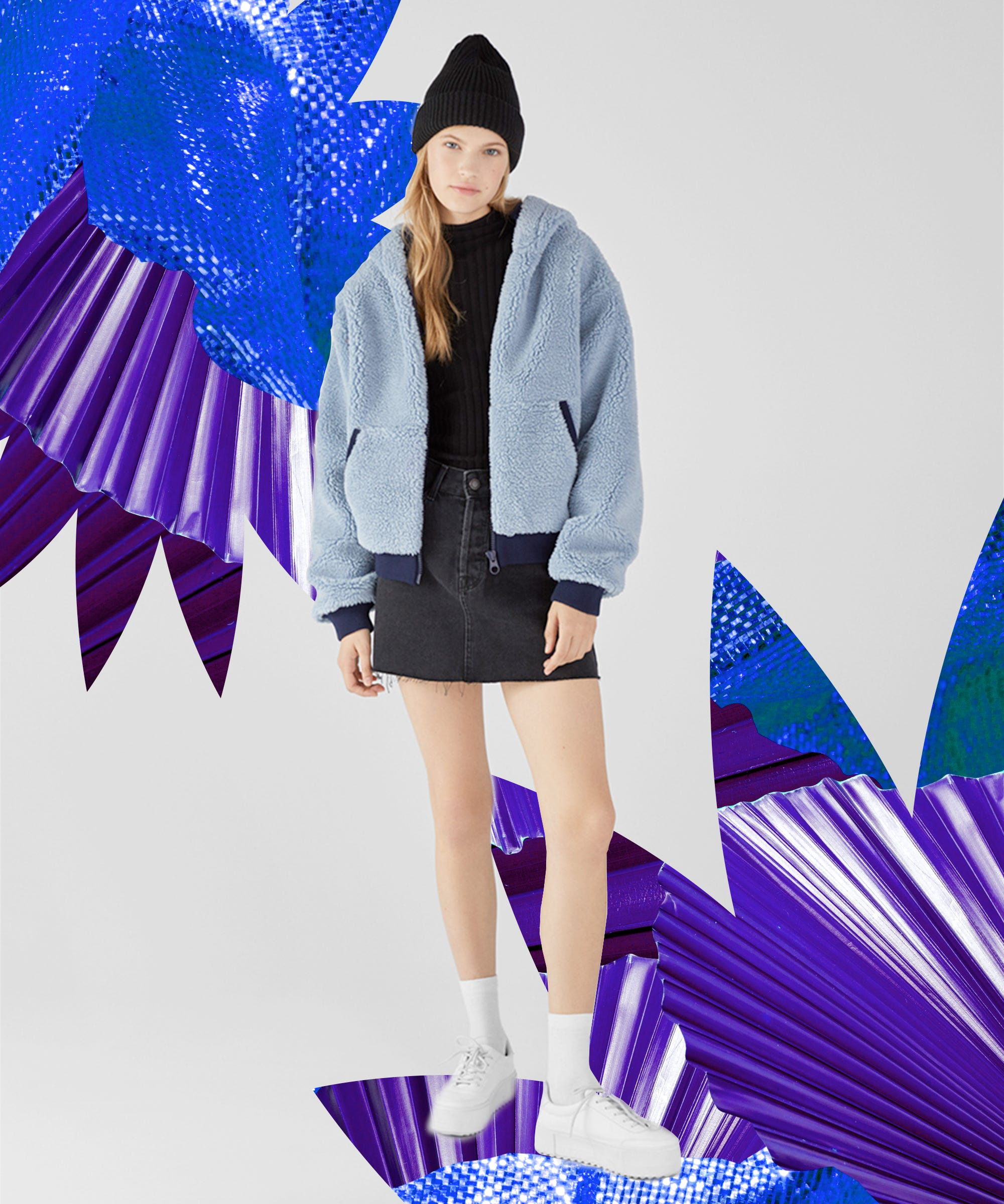 Fleece Is Now Fashion — Here's 16 Pieces To Cozy Up In