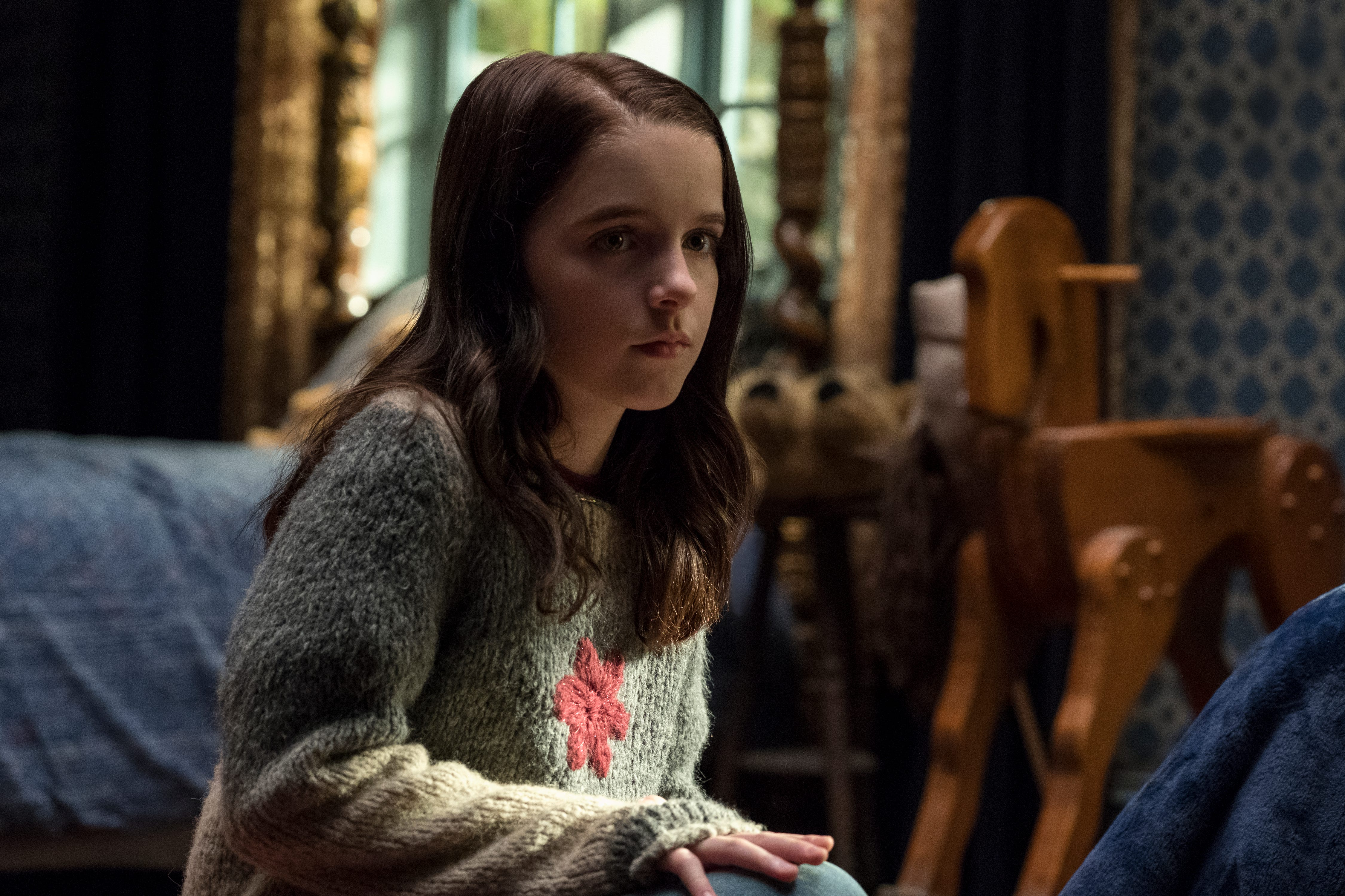 Haunting Of Hill House Cast Guide To New Netflix Series