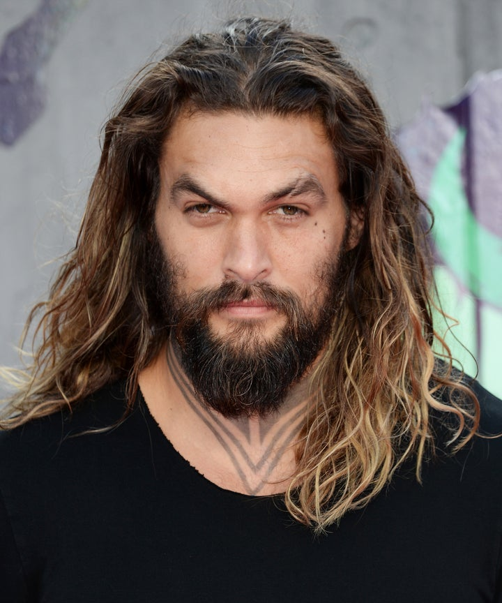 Jason Momoa Transformation: Images Of Jason Momoa
