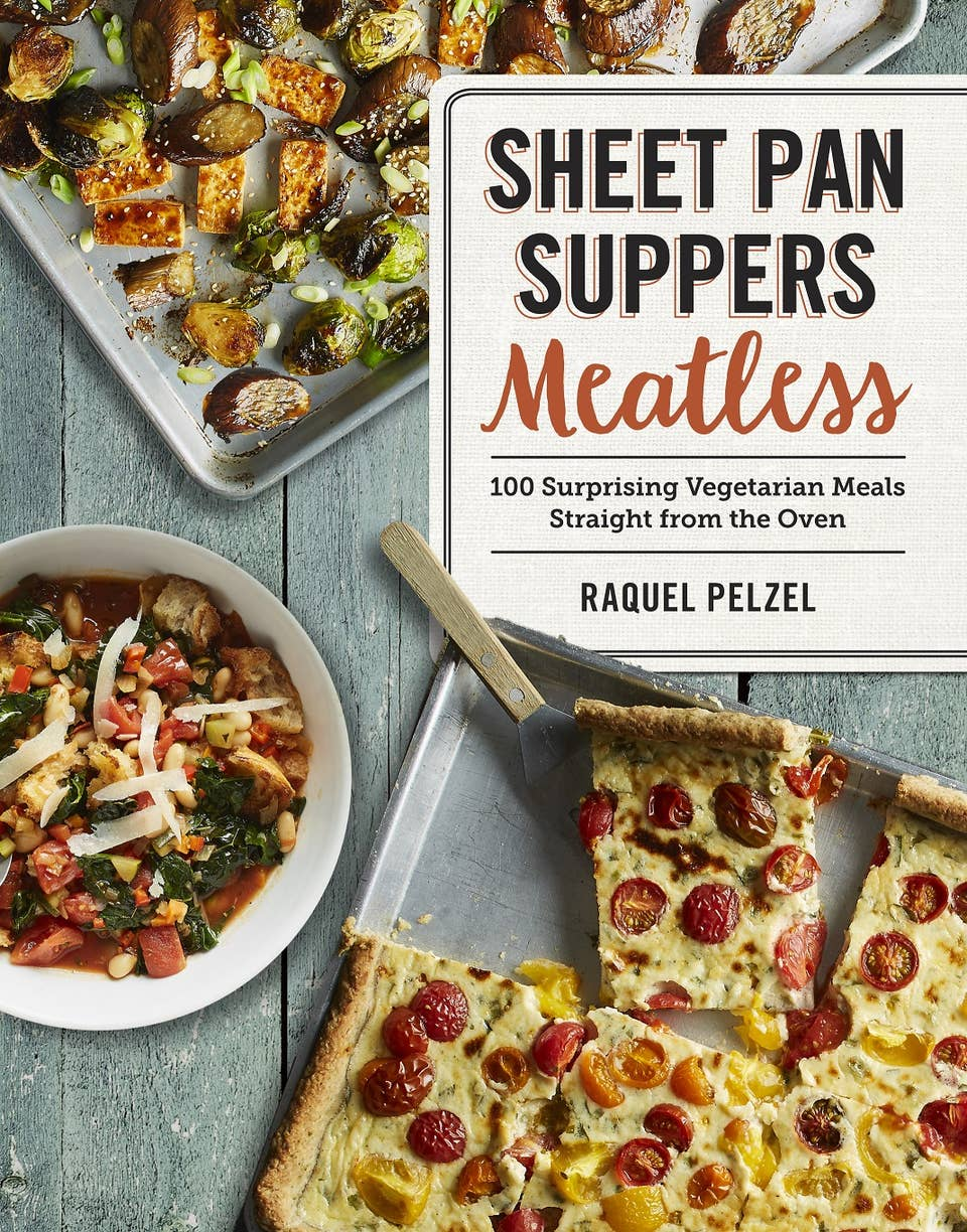 Sheet Pan Suppers Meatless Pelzel Cookbook Review