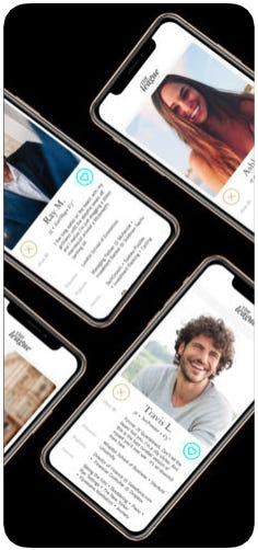 nyaste gratis dating app
