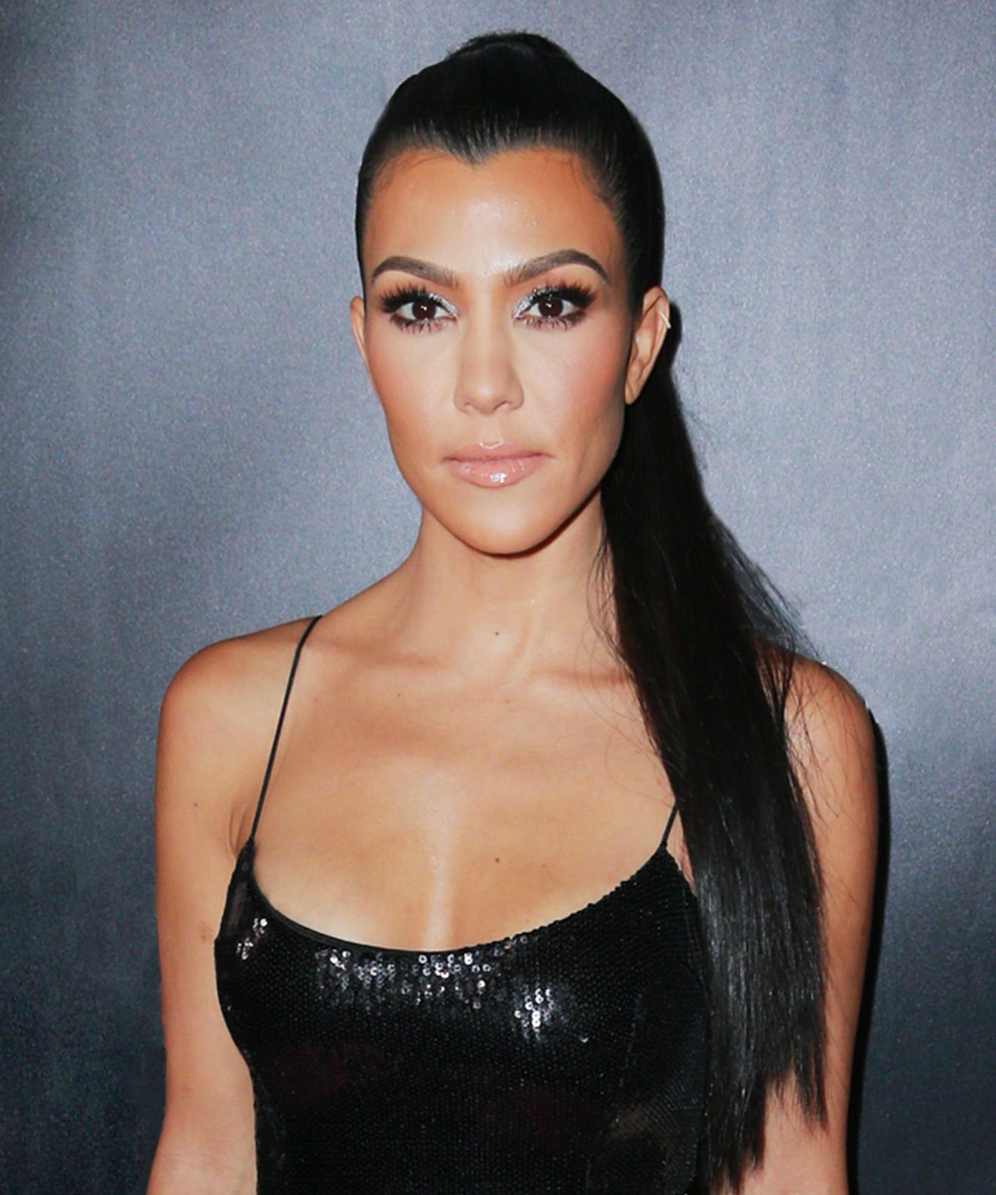 kourtney kardashian diet 2018