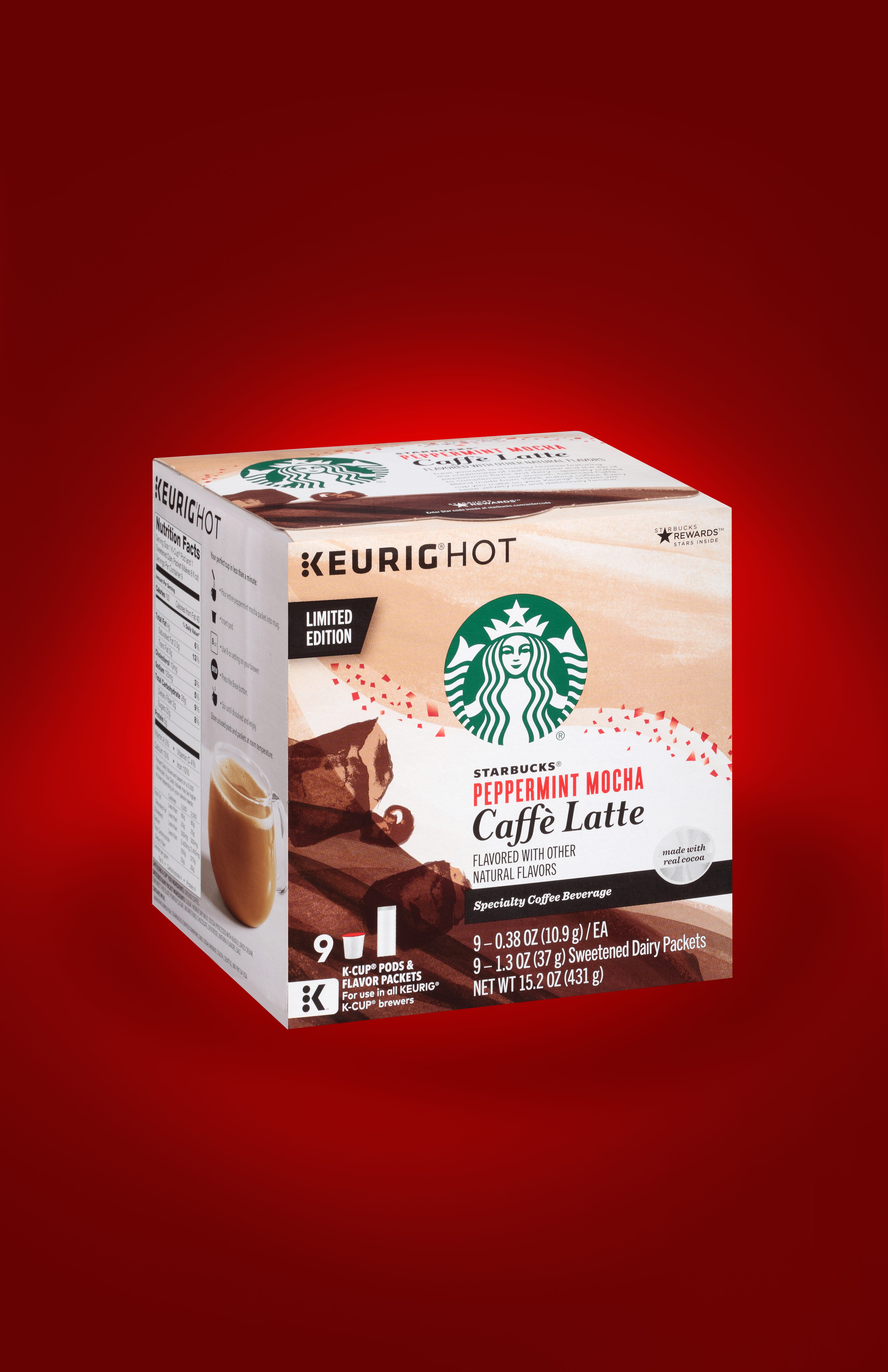 Starbucks 2018 Holiday Line Seasonal Coffee In Stores