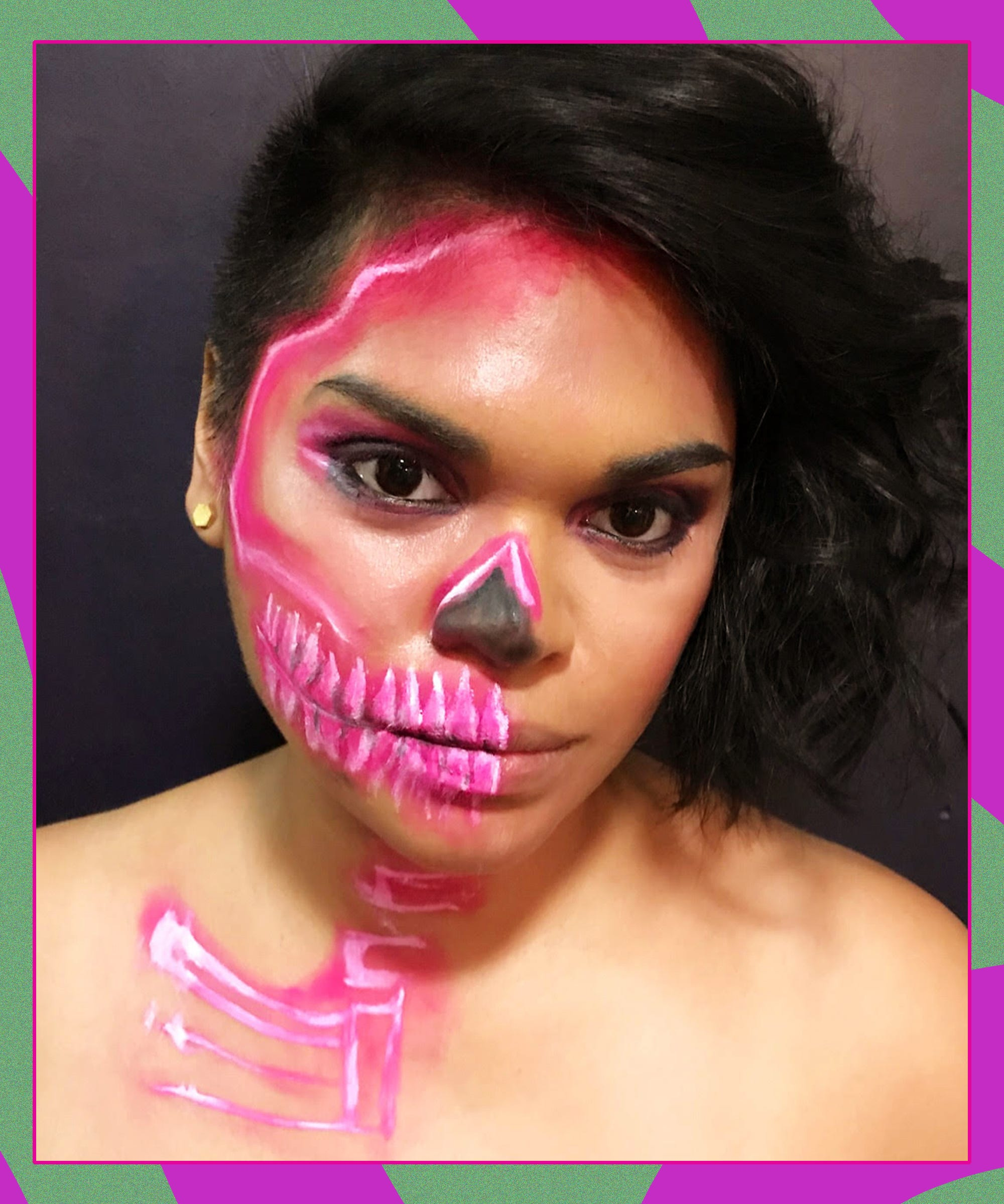 Best Scary And Easy Halloween Makeup Ideas For 2018