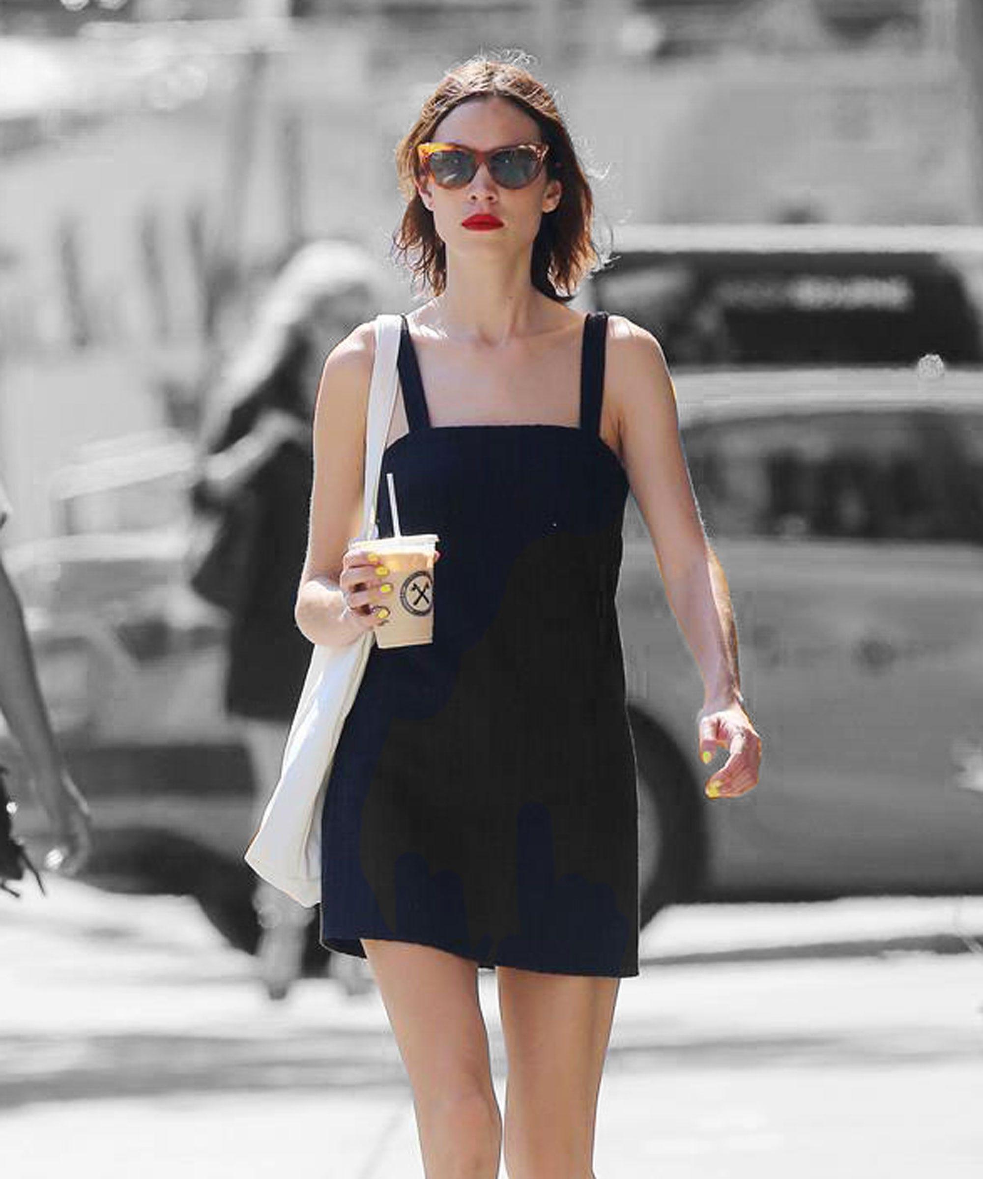 Alexa Chung , Summer Outfits, Fashion Girl Street Style