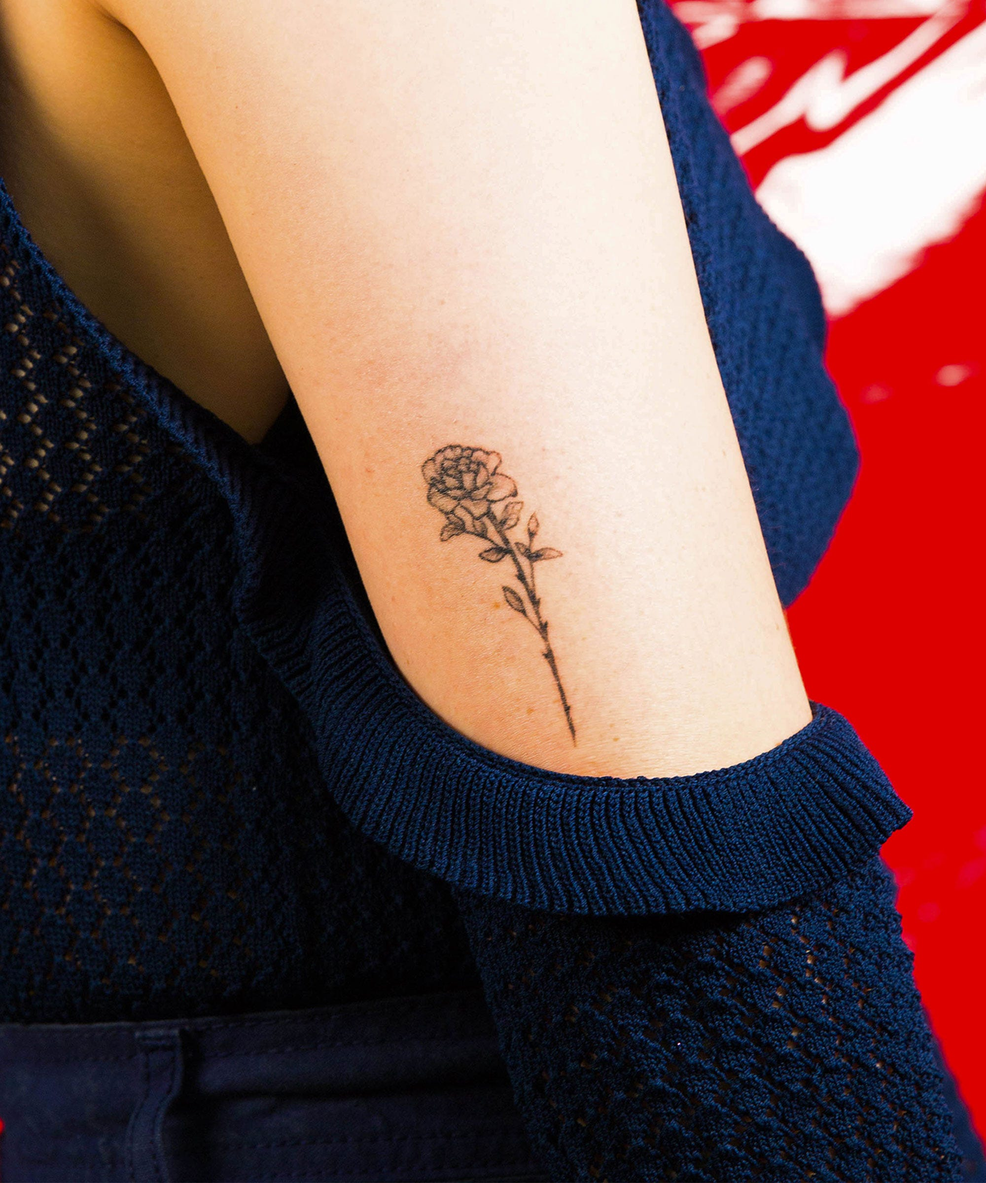 Pretty Flower Tattoos Ideas Designs For Inspiration