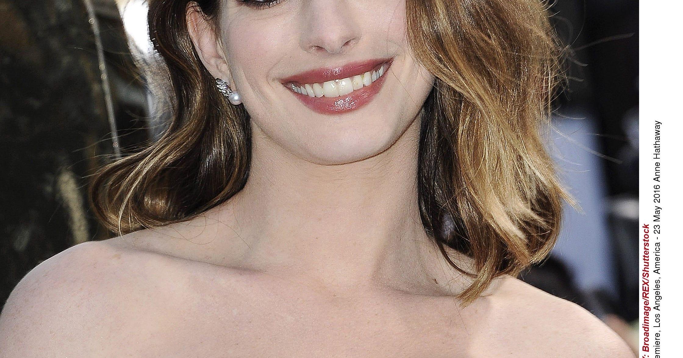 Anne Hathaway On Winning Les Miserables Oscar
