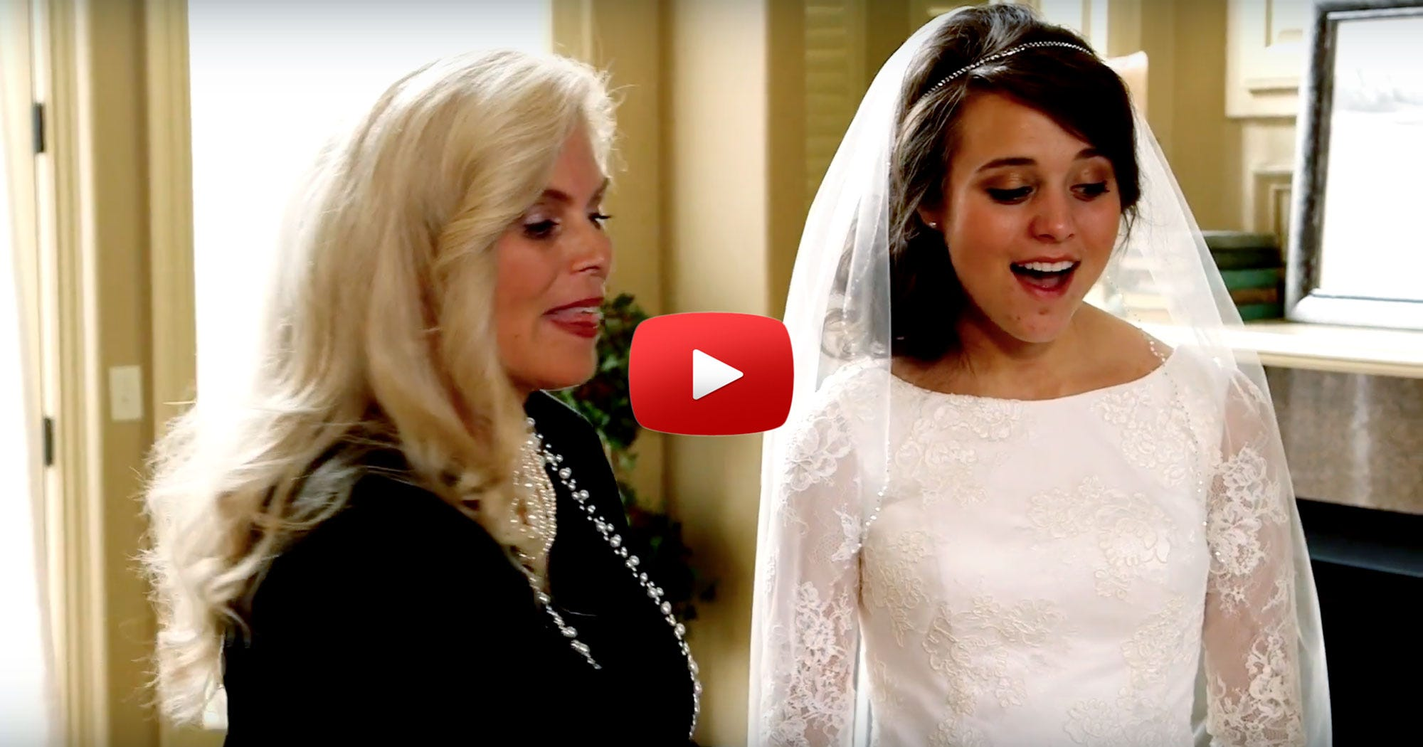 Duggar wedding dress tradition jinger michelle grandma for Grandmother dresses for grandson s wedding