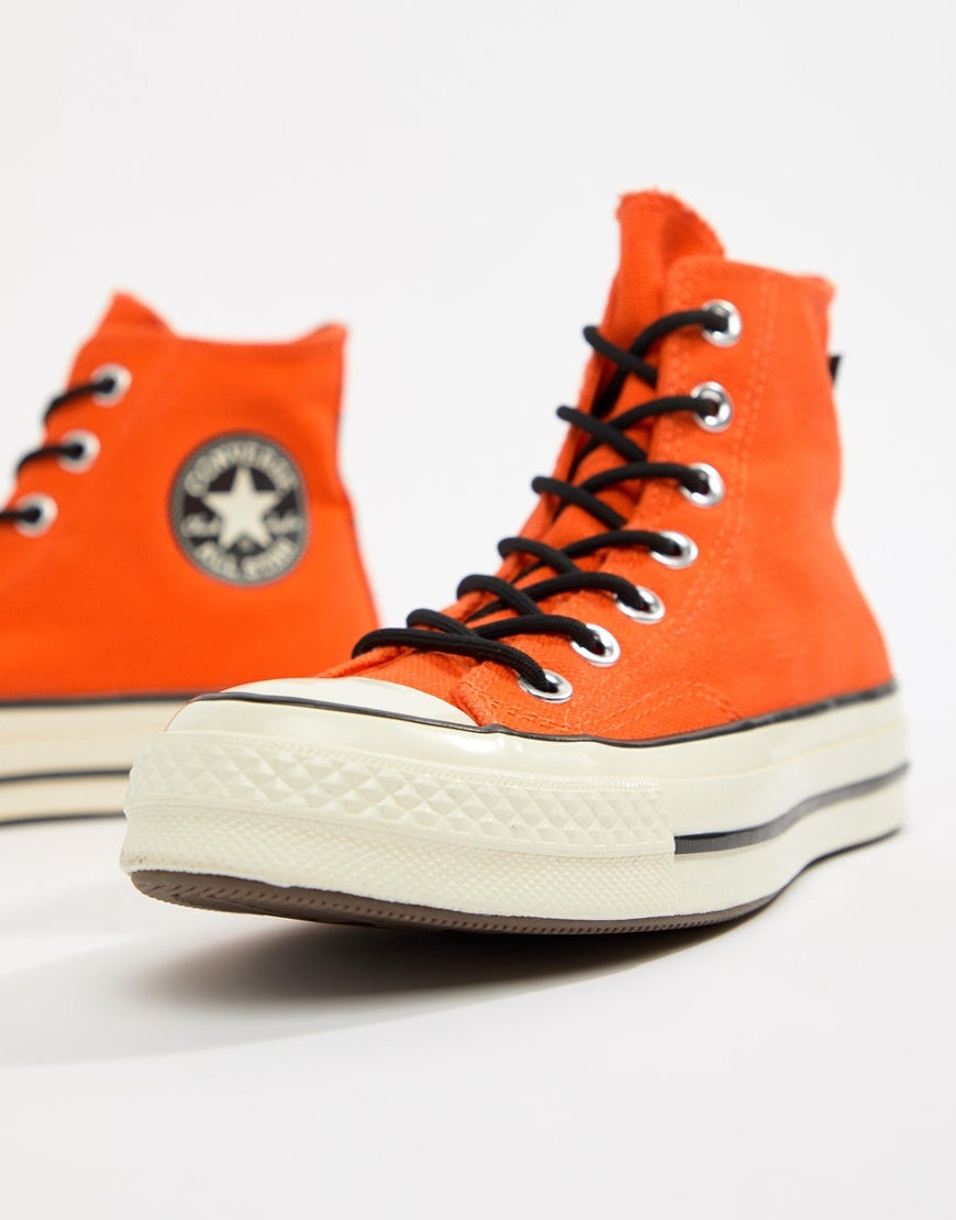 Converse Converse X Gore Tex Chuck 70 Hi Orange