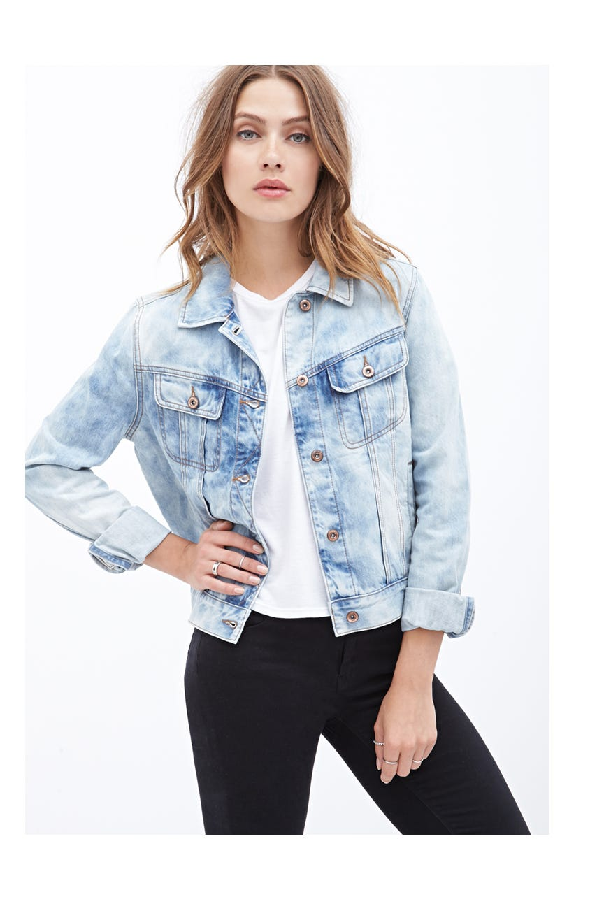 d32d8726644 30 Perfect Denim Jackets For Your Best-Dressed Weekend