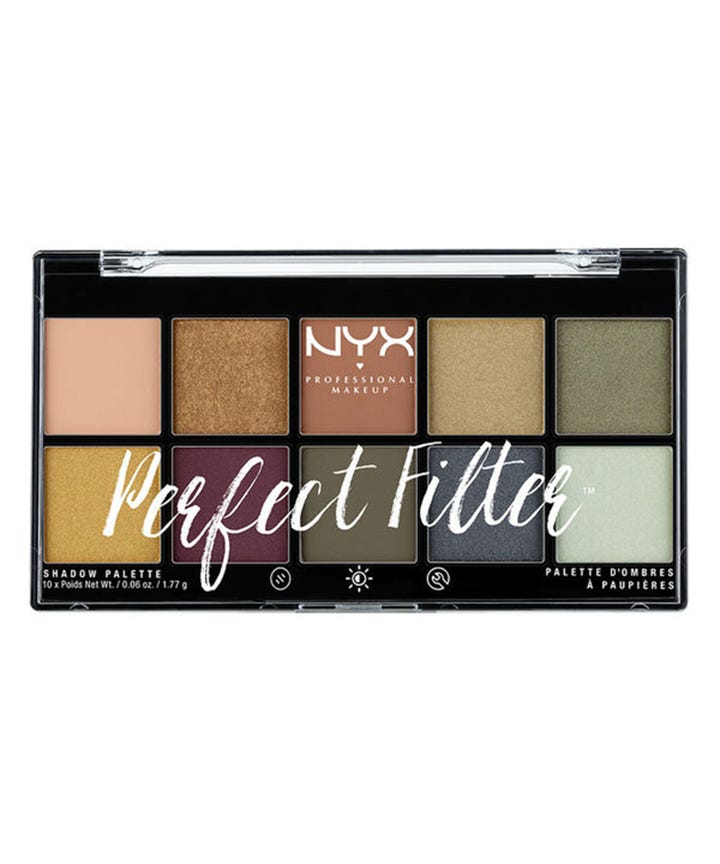 Natural Palette Nyx Review