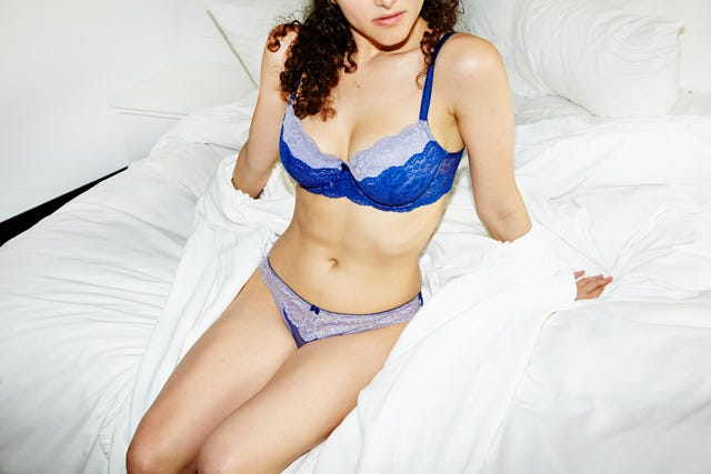 bra-to-bed