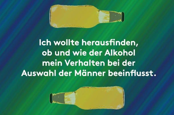 Frauen kennenlernen ohne alkohol