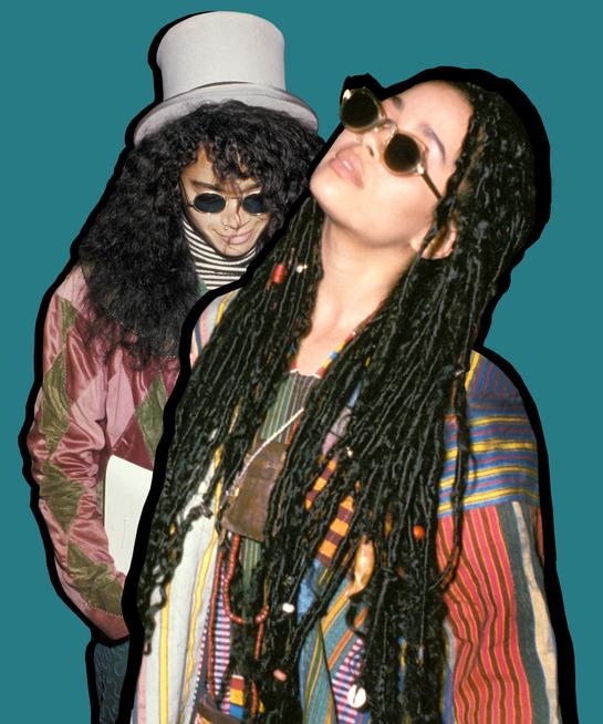 What Lisa Bonet Looks Like Now Photos: Lisa Bonet Best Fashion Looks From The 90s