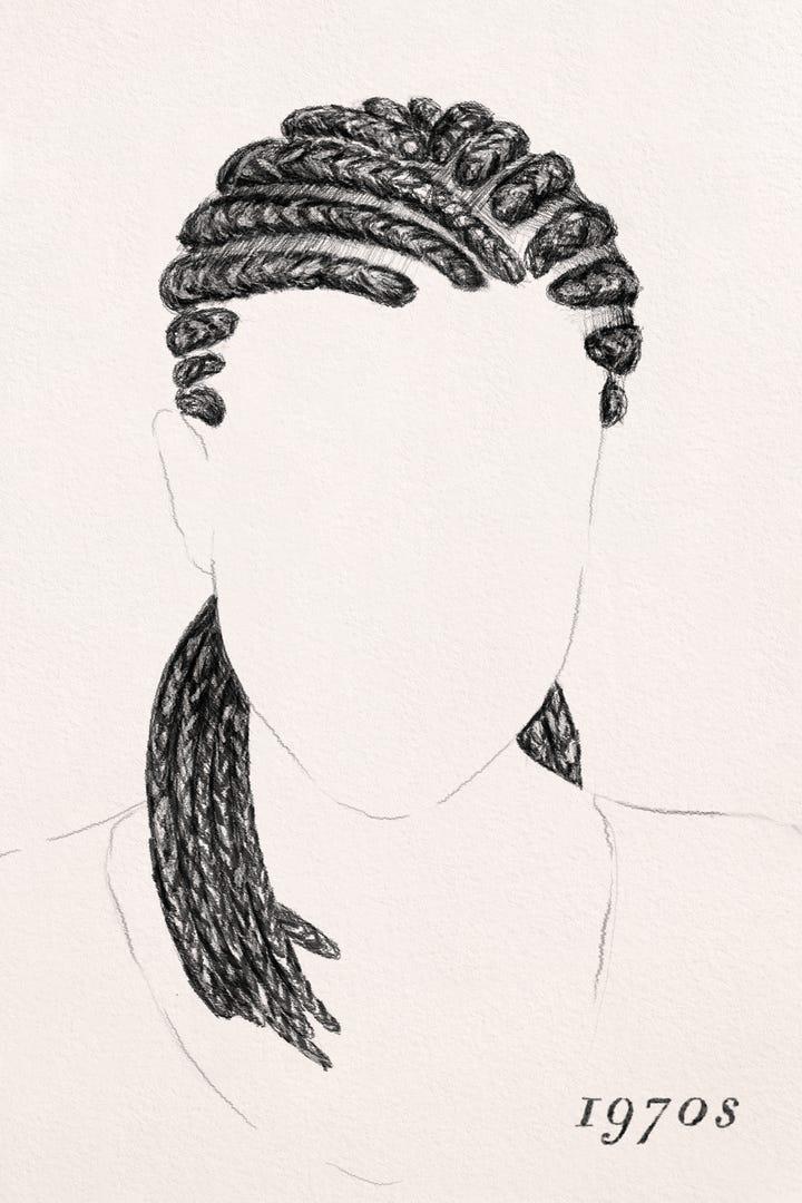 Hair Braiding History Past Braid Techniques