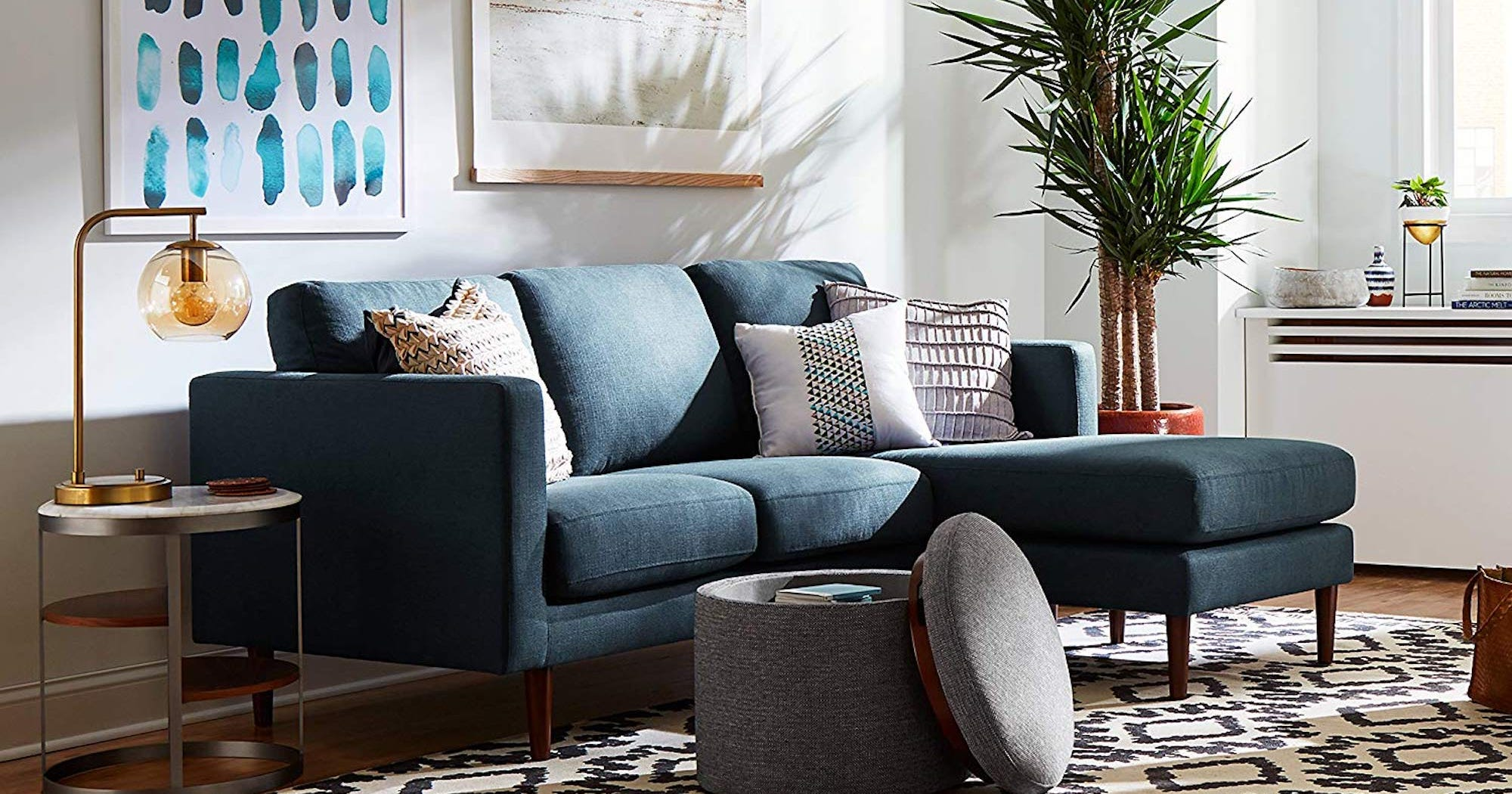Best Amazon Furniture For Small Spaces Prime Day Deals
