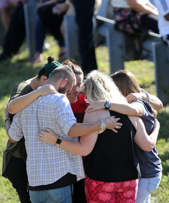 Florida Douglas High School Shooting Victim Names