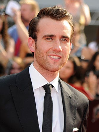 Neville Longbottom Matthew Lewis Hot Pictures Grown Up