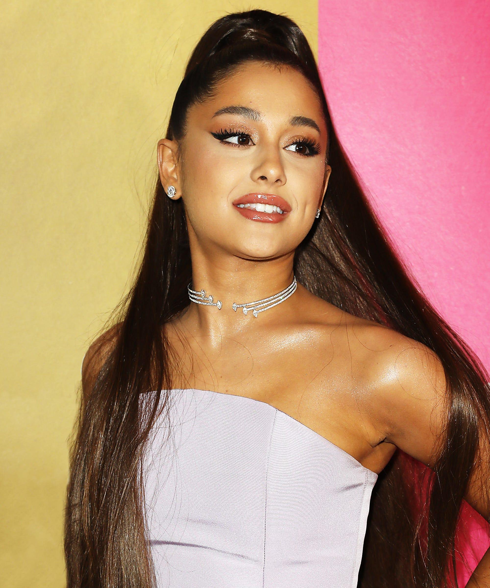 Ariana Grande Teases Archer Symbol Taylor Swift Theory