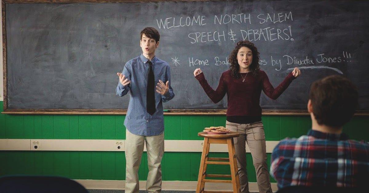 Teacher-Student Affair Speech And Debate Movie Vs Play