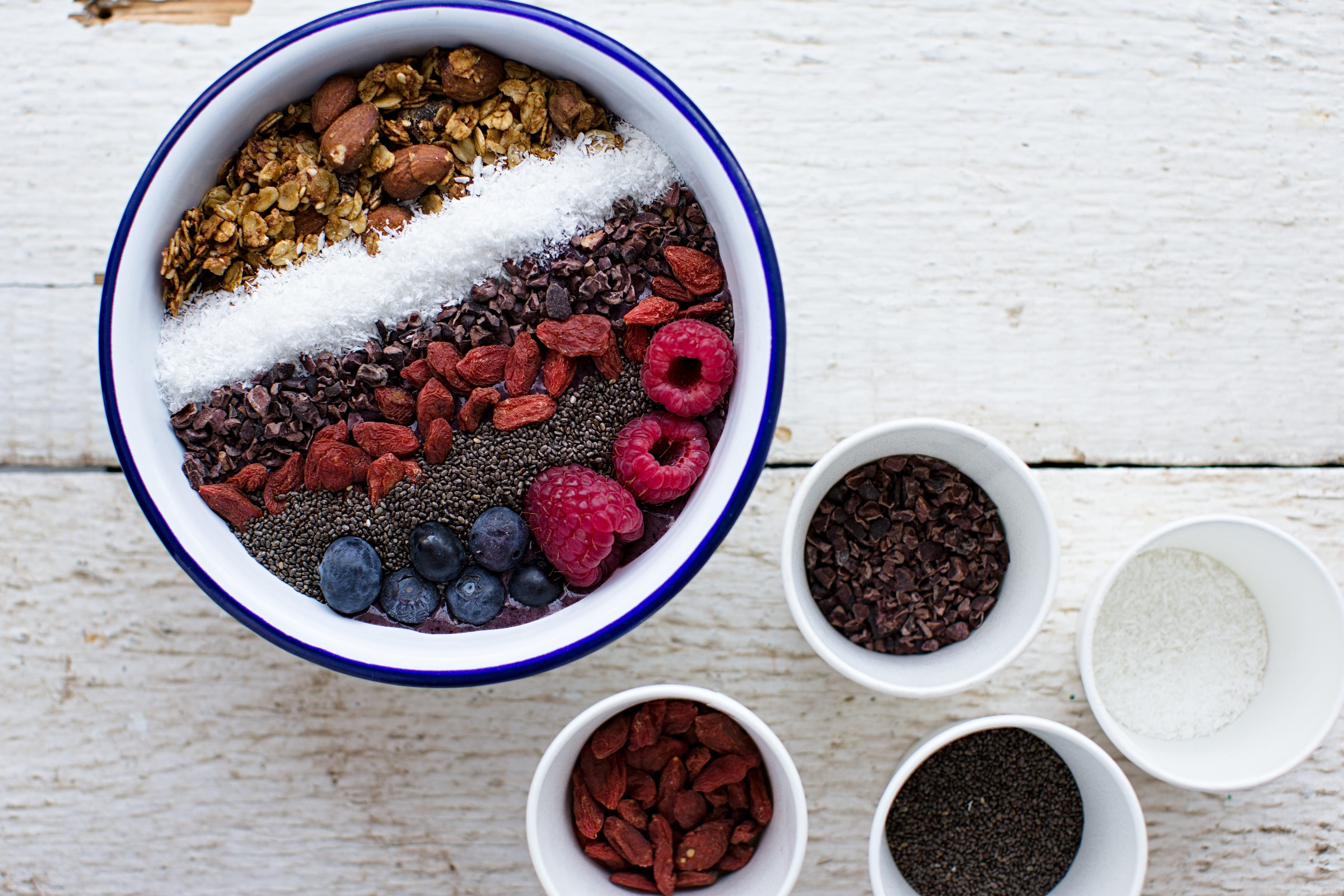 The 10 Most Beautiful Acai Bowls On Instagram, Plus An Easy Recipe