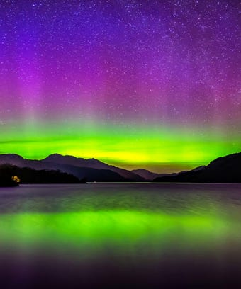 How To See Northern Lights In Usa Solar Storm 2017