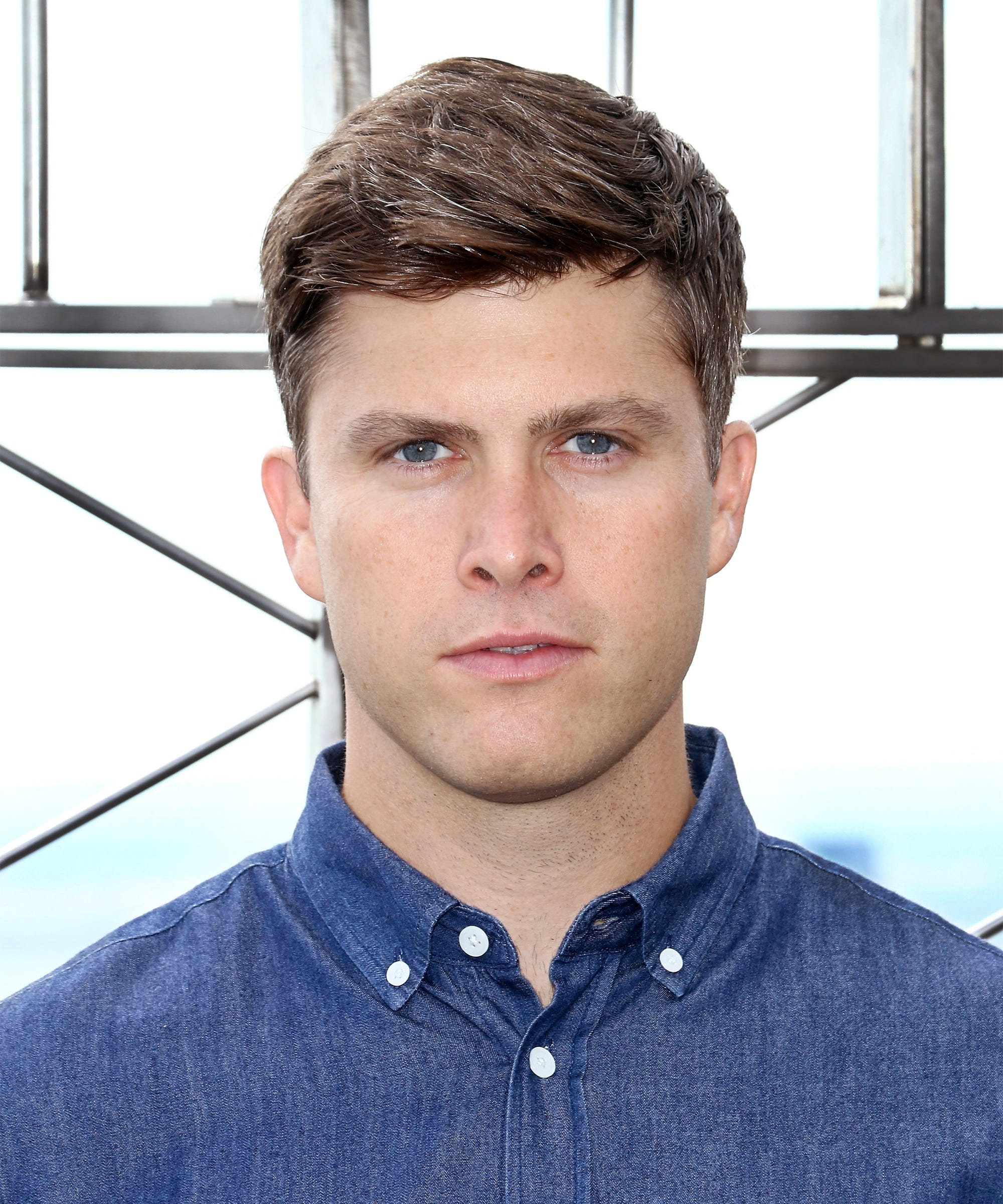 Twitter Drags Colin Jost Over Award Show Comments