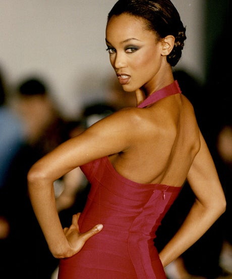 Tyra Banks Famous For: Best Supermodels Personality Pictures