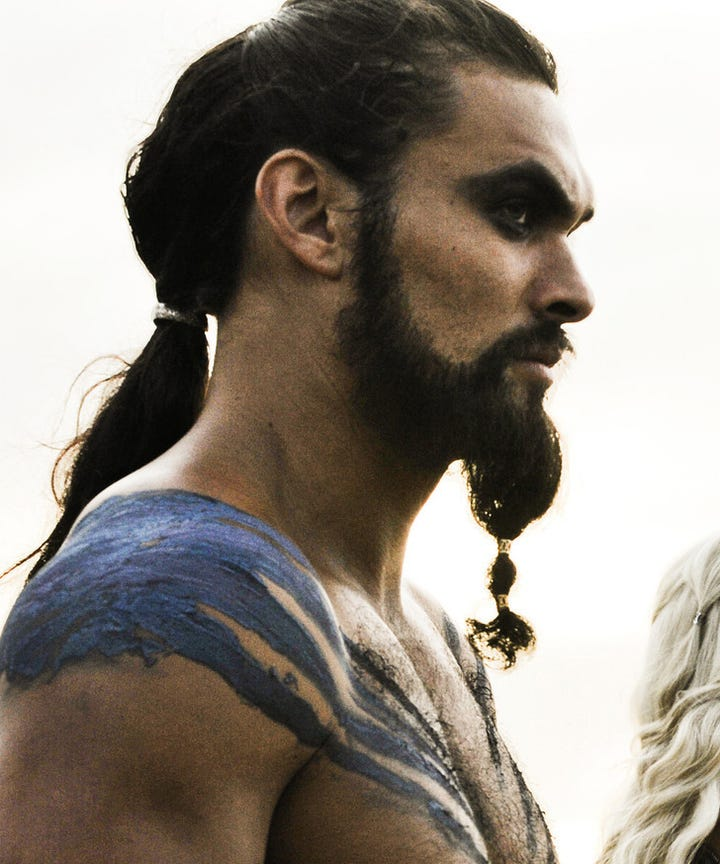 The Bad Batch Movie Review Jason Momoa Is Khal Drogo
