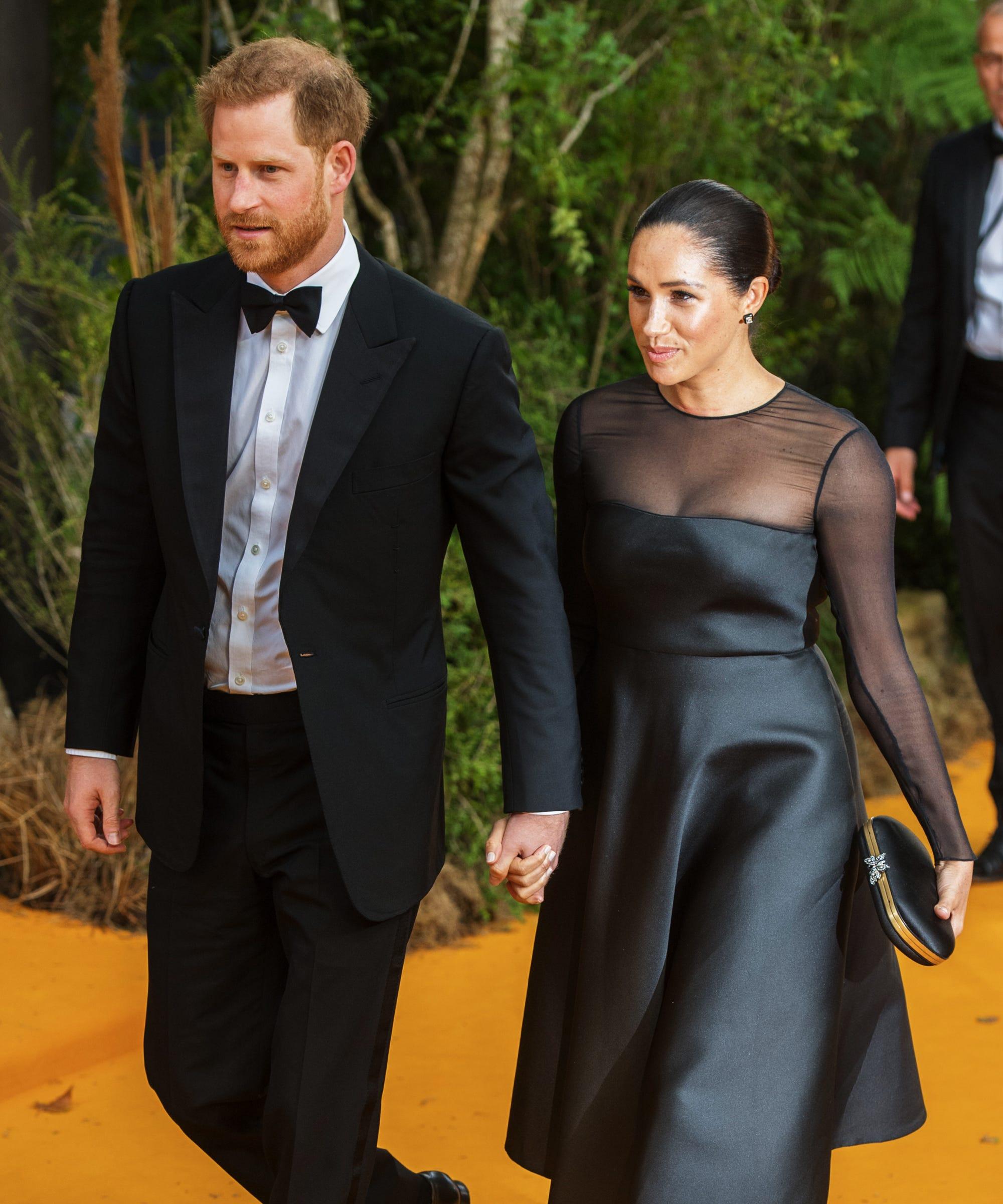 Topic Prince Harry: North America Travel, Santa Barbara