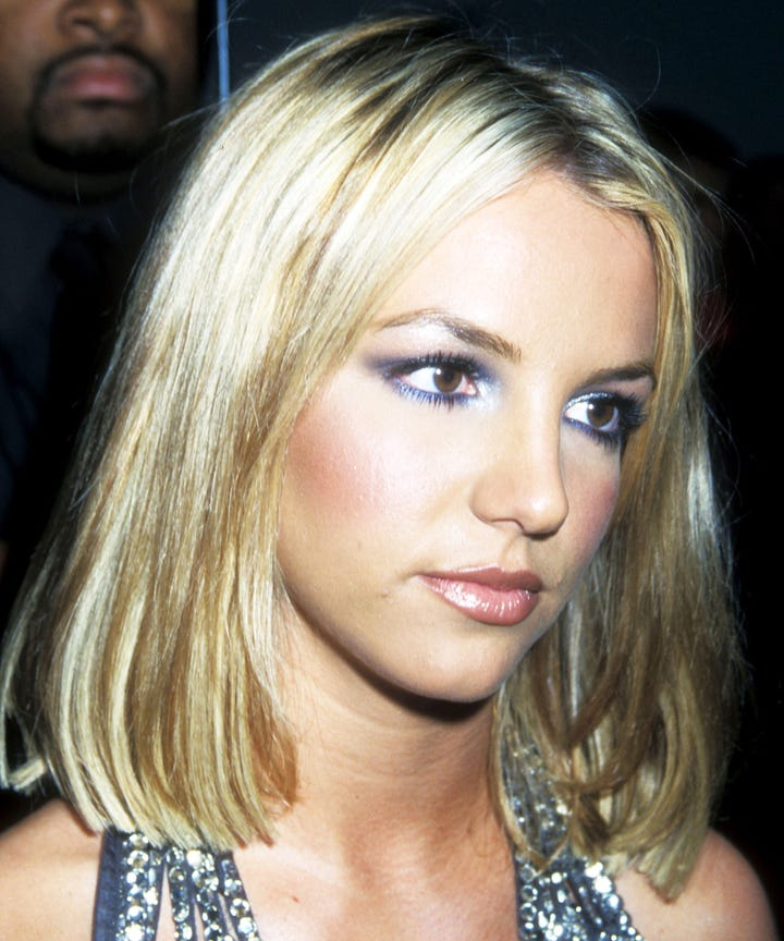 Britney Spears Fashion Trends