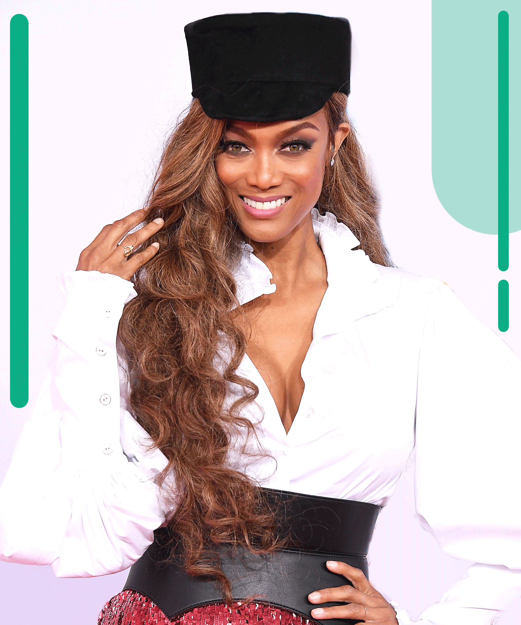 Tyra Banks Modelland: The 67% Project On Flipboard By Refinery29