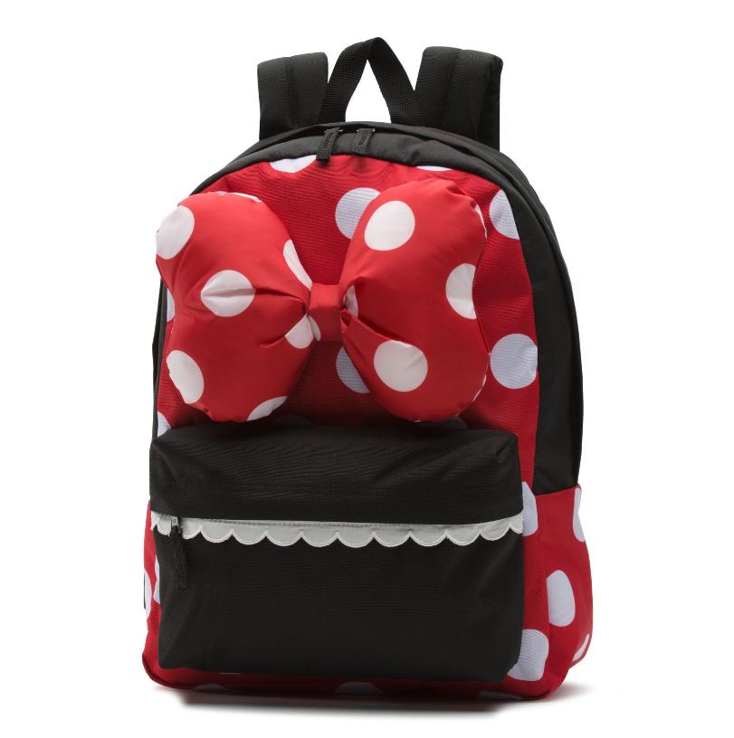 0b72734b581 Disney x Vans + Minnie Mouse Realm Backpack