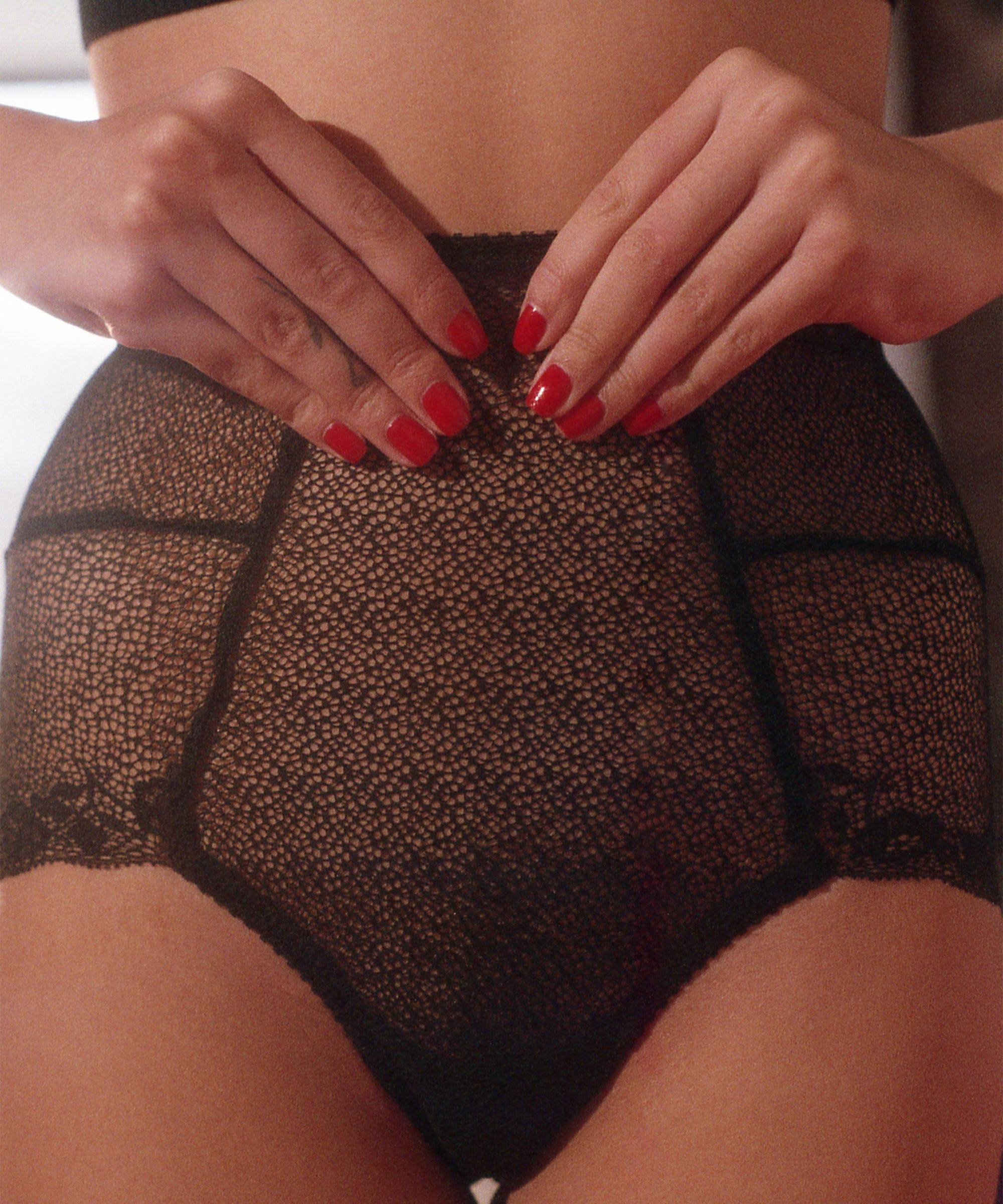 Fucking under her dress