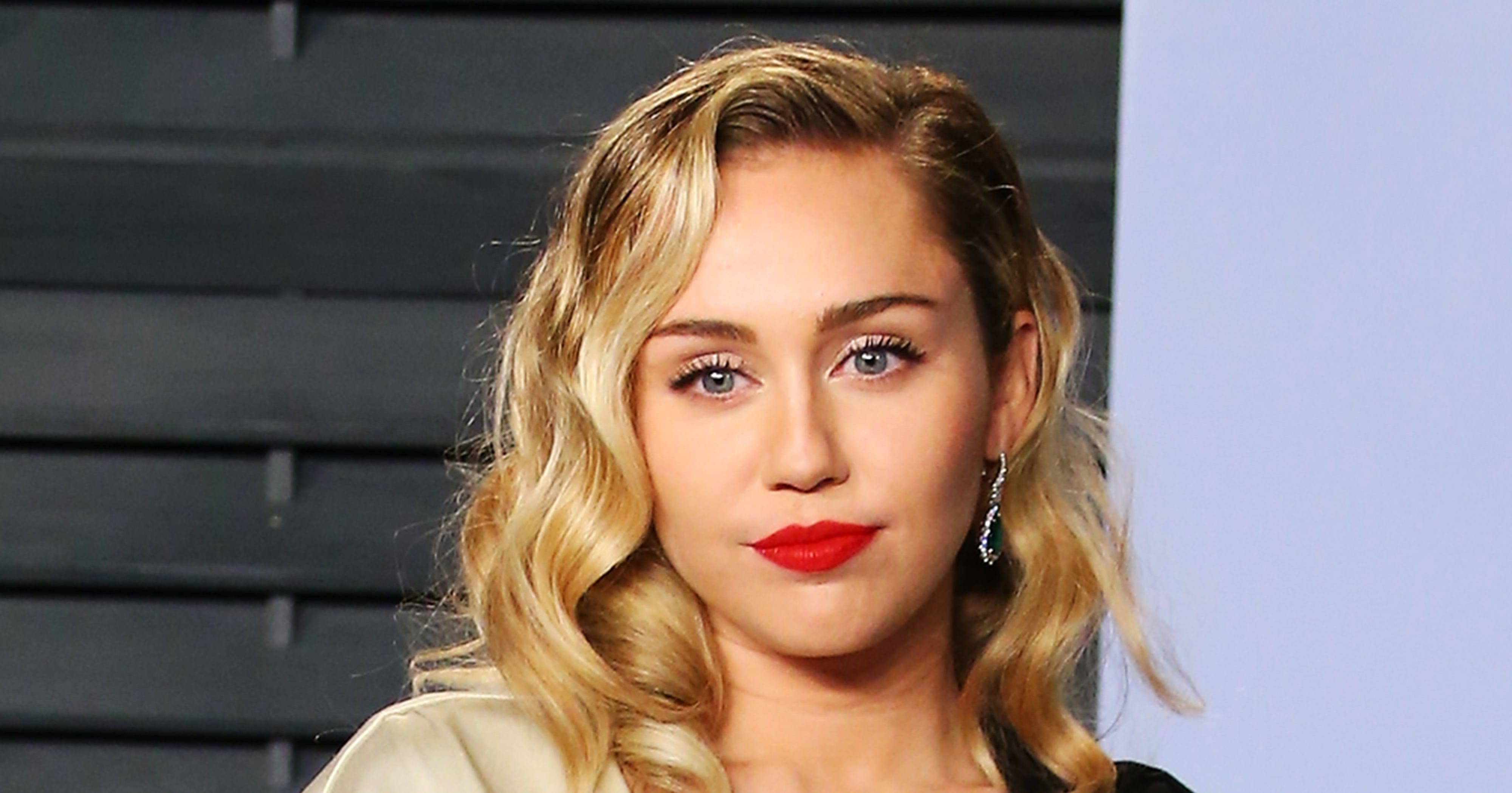 Miley Cyrus Nothing Breaks Like A Heart Political Video