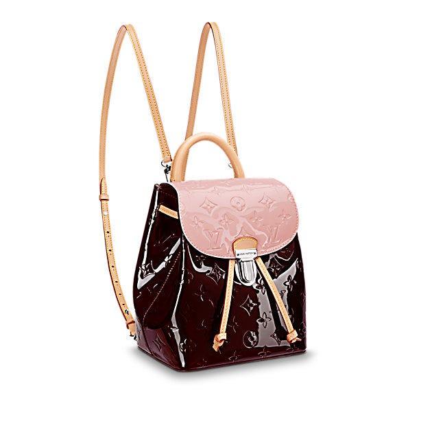 Mini backpacks spring handbag trend for women for Louis vuitton bin bags
