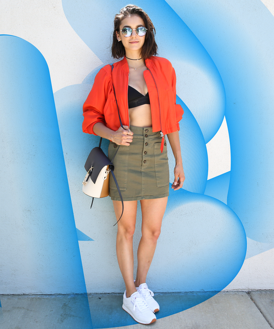 Nina Dobrev Red Carpet Photos Stylist Outfit Tips