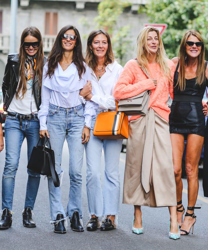 Italian fashion trends spring 2018 trends 2018 for Italian fashion websites