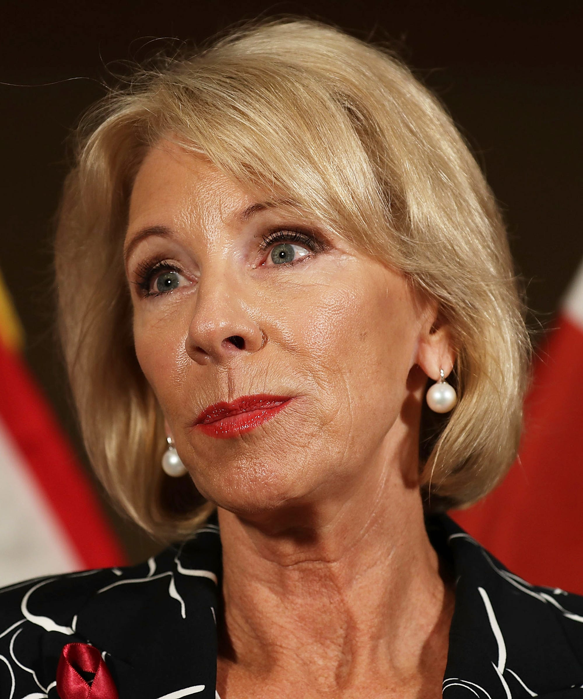 Betsy DeVos 60 Minutes Interview With ...