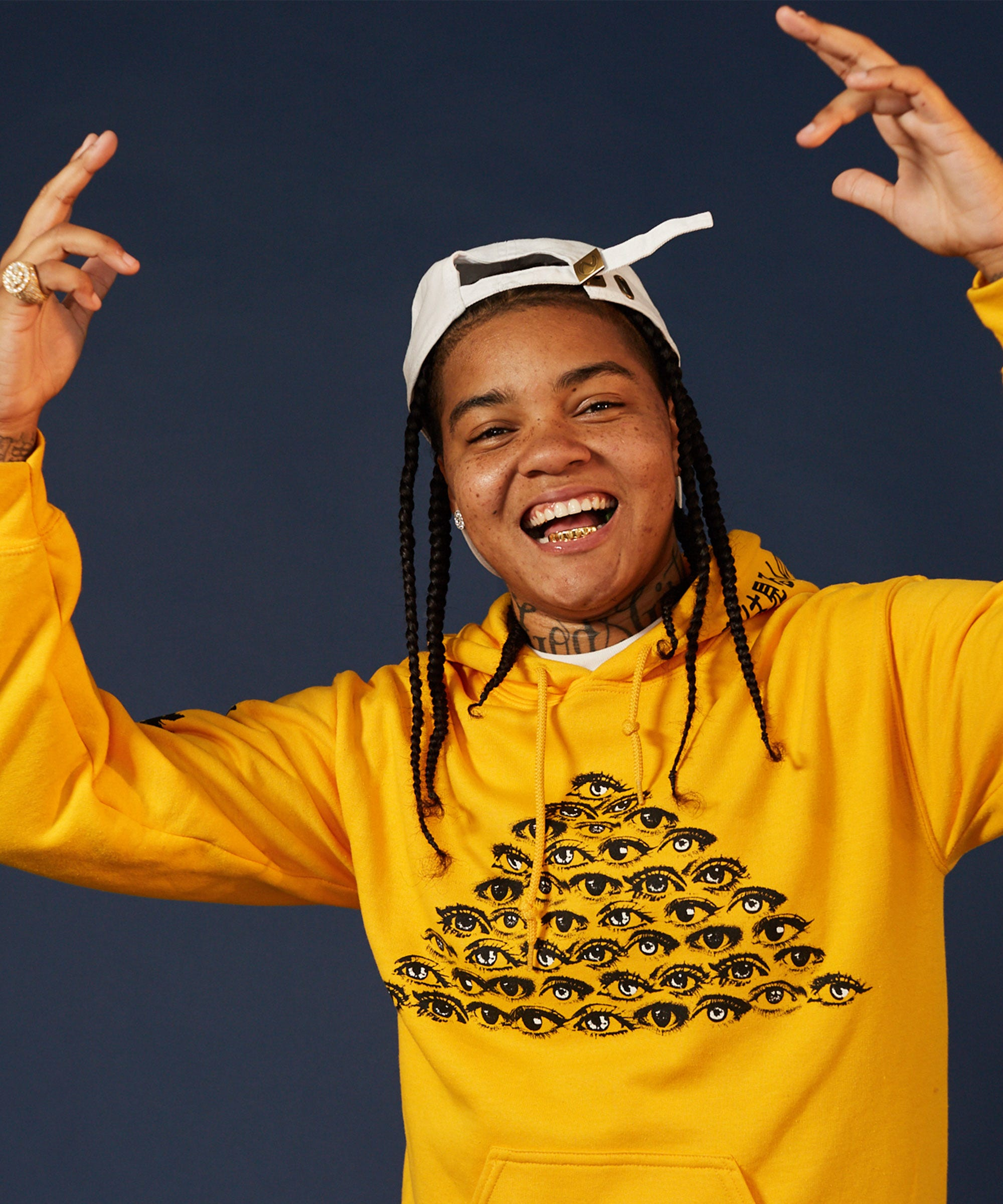 Young MA, Female Rapper Breaking Gender Stereotypes