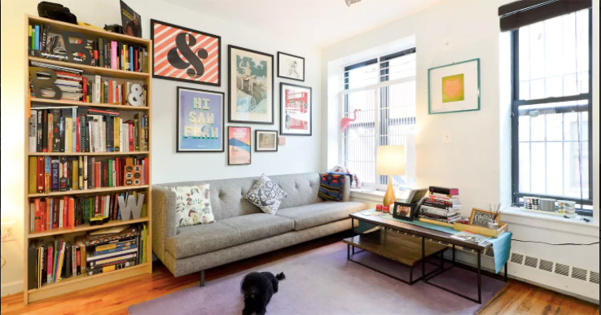 Best airbnb nyc vacation rentals 100 dollars a night for Airbnb apartments
