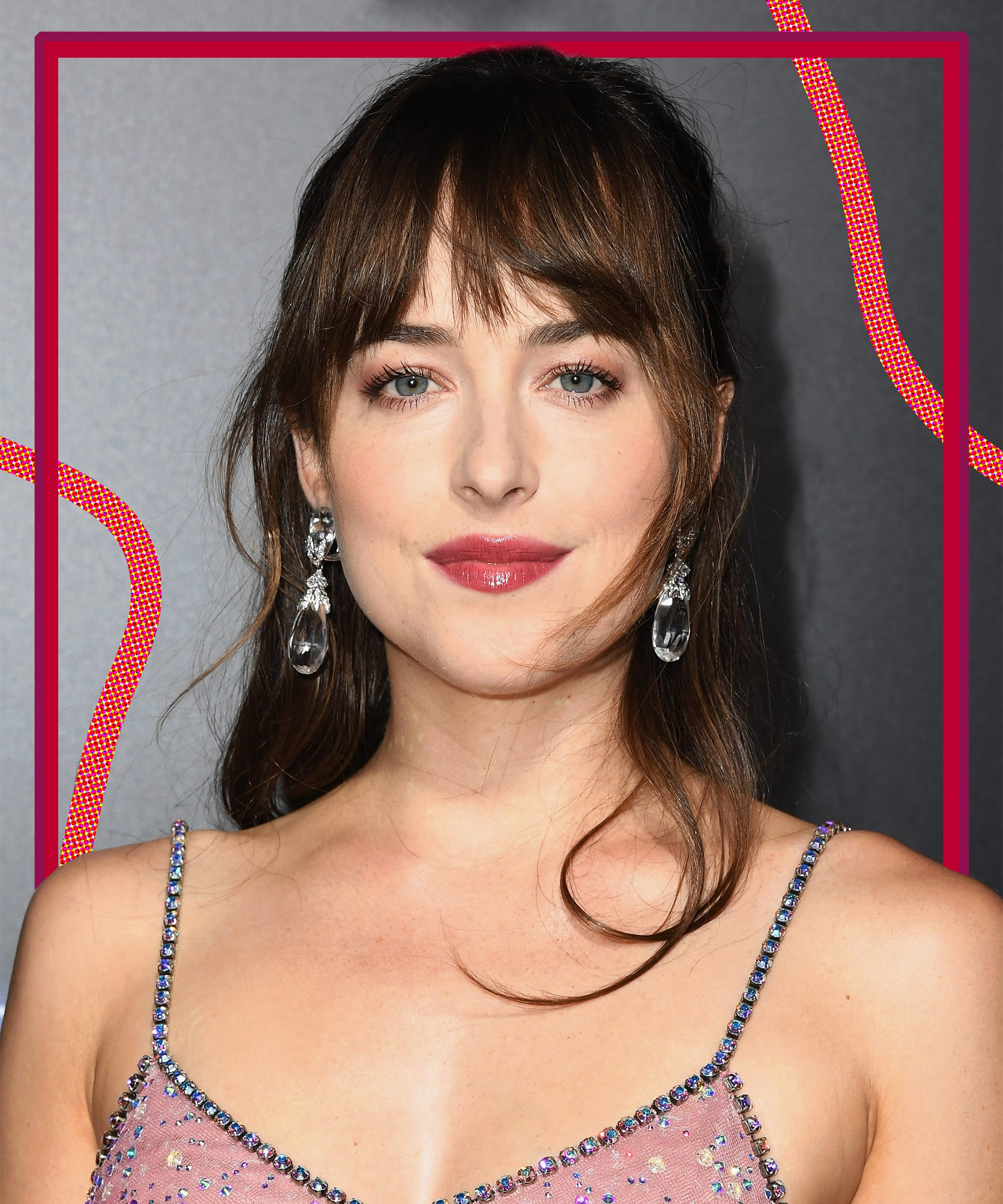 How To Style Curtain Bangs For Fall Winter Hair 2019