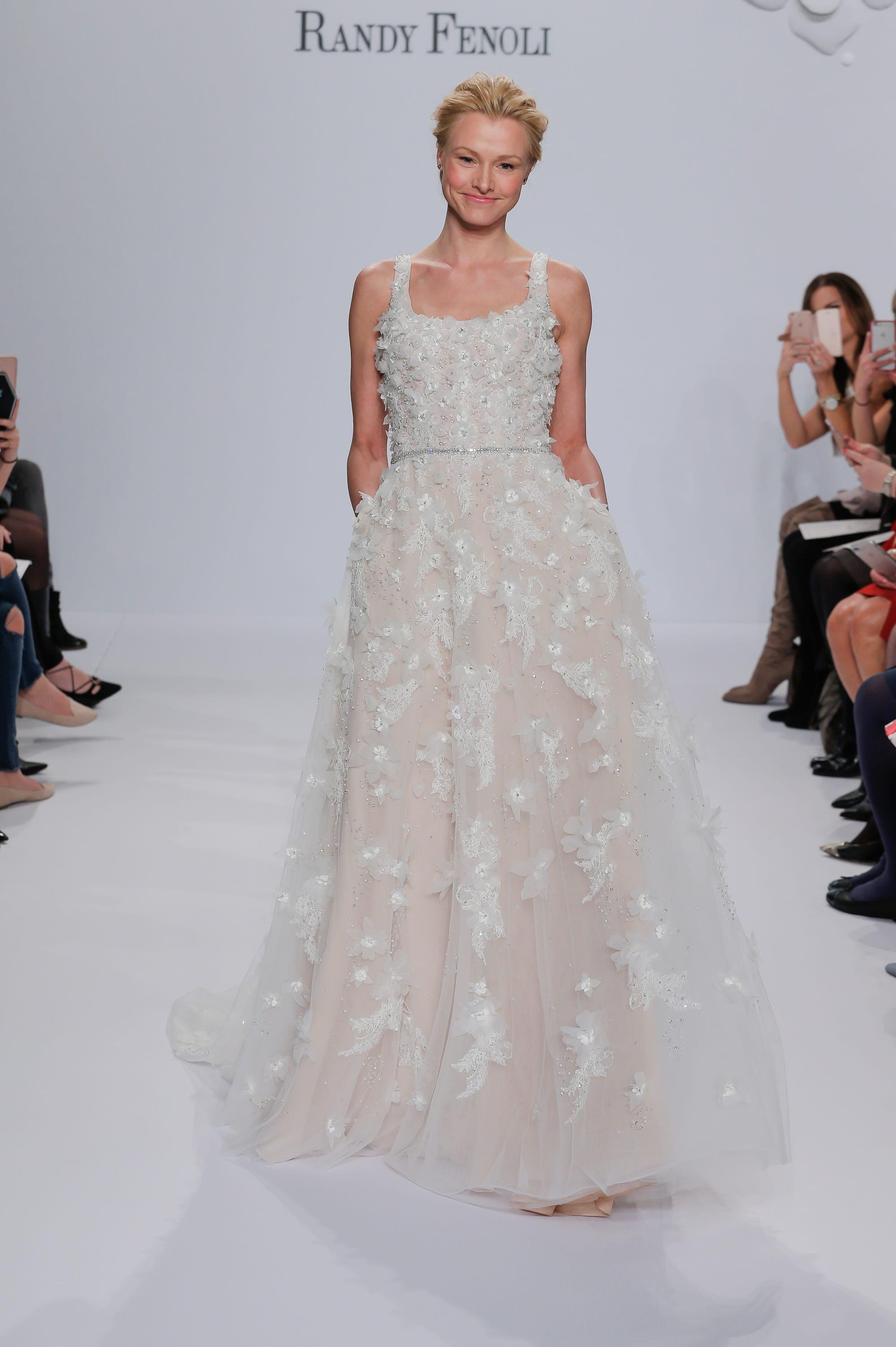 Say Yes To The Dress Randy Fenoli Debuts Bridal Line