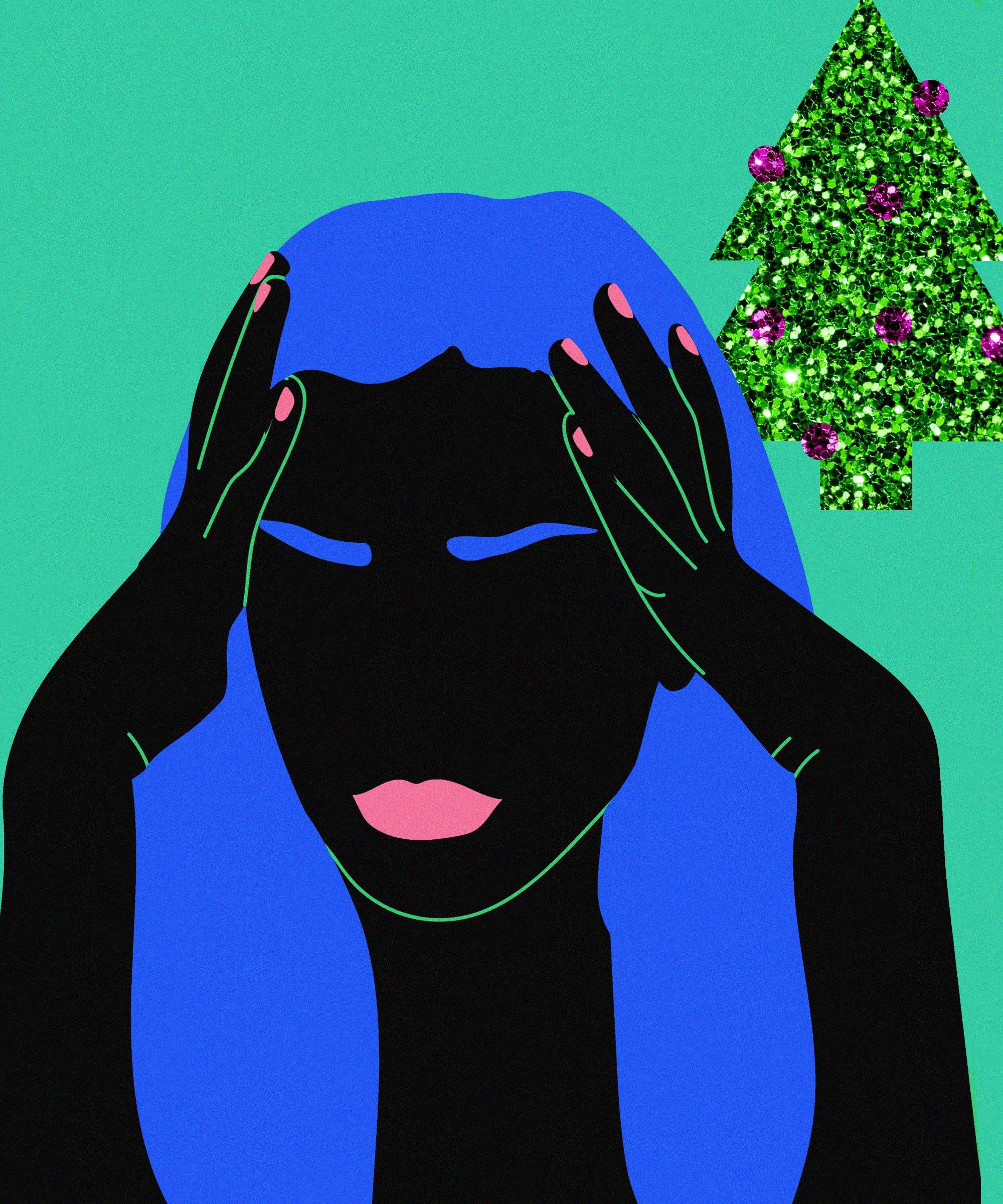 Psychische Krankheiten haben keine Ferien: Weihnachten mit meiner depressiven Mutter