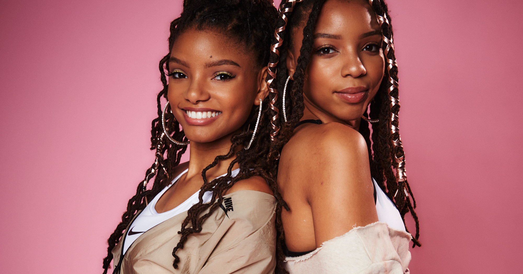 Chloe Halle Grownish Cast Blackish Spinoff