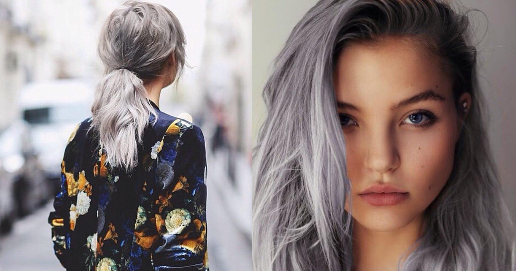 Mit haaren frisuren grauen Prinzessin Caroline