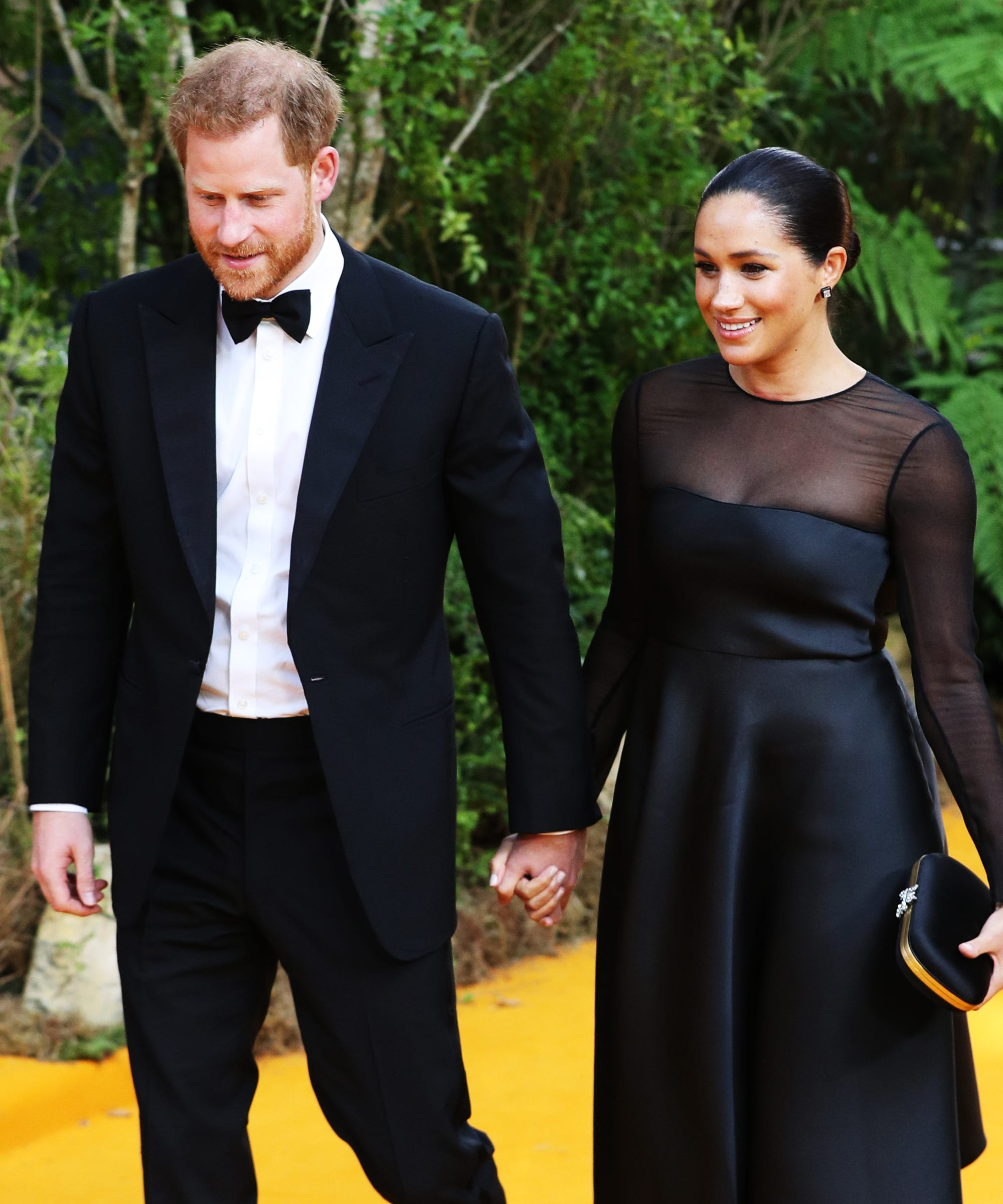 Meghan Markle Responds To Negative Press About Marriage