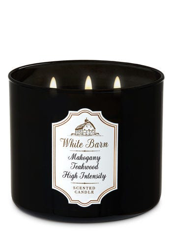 Bath Amp Body Works 3 Wick Candle 10 Off Sale 2019