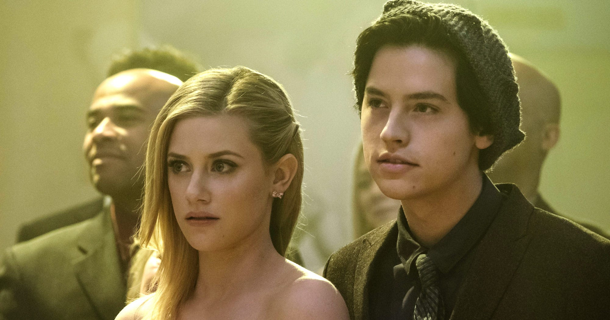 This Riverdale Star Thinks Bughead Is The Romeo & Juliet Of Our Time