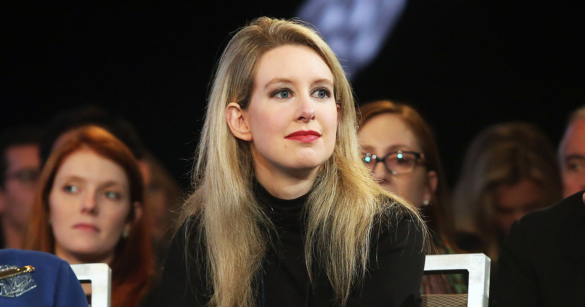 This Is What Elizabeth Holmes Looked Like Before She Was Elizabeth Holmes